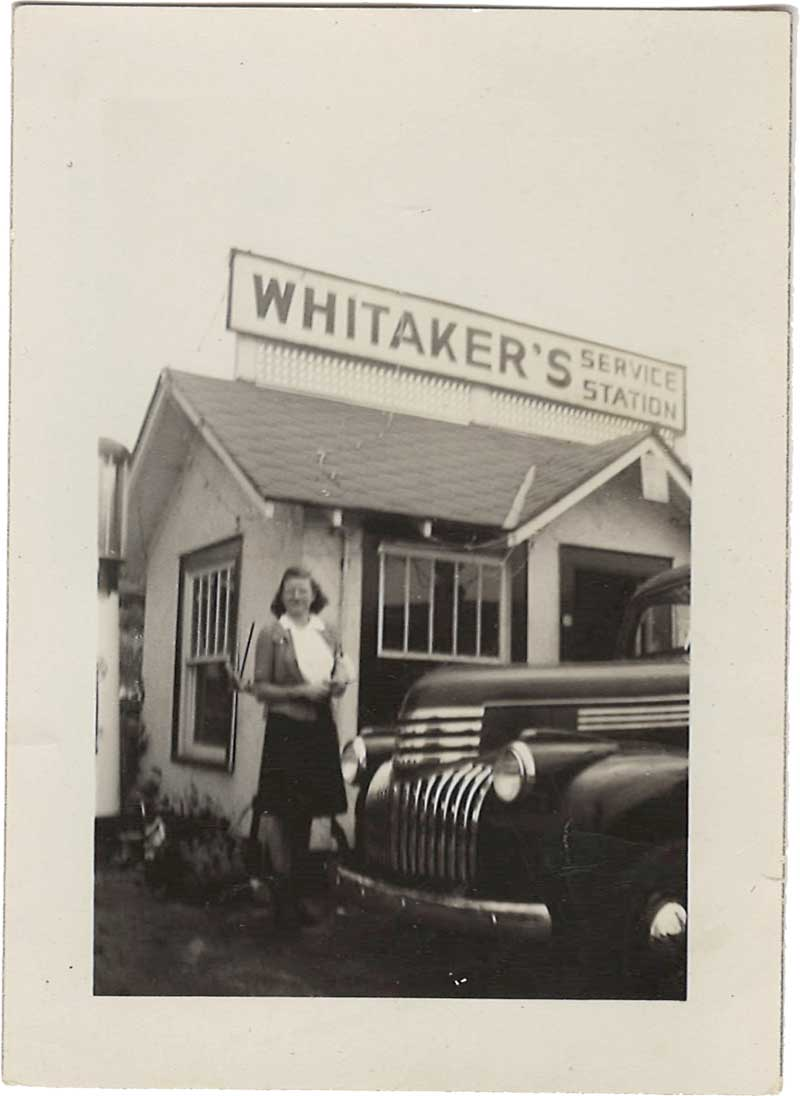 Whitaker's station in Alpena